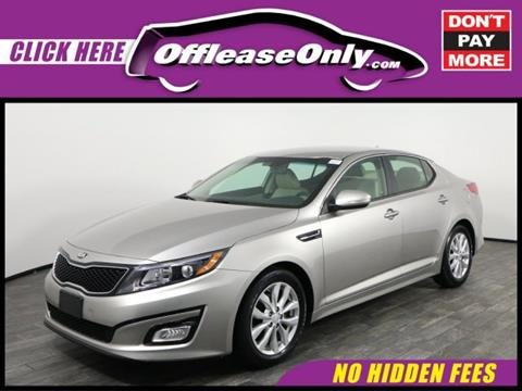 2014 Kia Optima for sale in West Palm Beach, FL