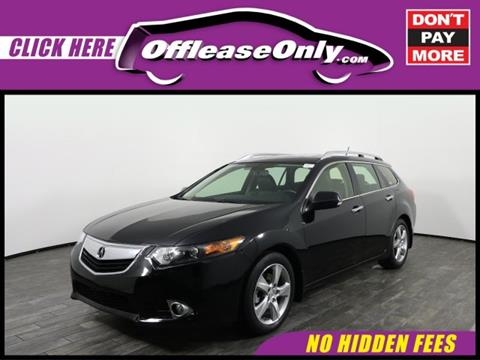 2014 Acura TSX Sport Wagon for sale in West Palm Beach, FL