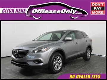 2015 Mazda CX-9 for sale in West Palm Beach, FL