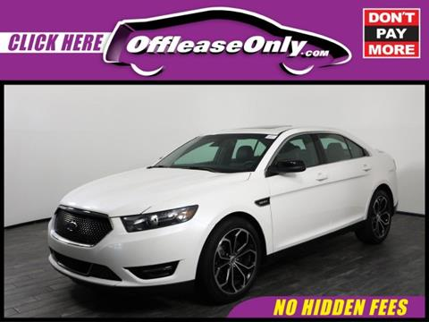 2015 Ford Taurus for sale in West Palm Beach, FL