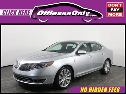 2013 Lincoln MKS for sale in West Palm Beach, FL