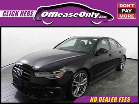 2016 Audi S6 for sale in West Palm Beach, FL