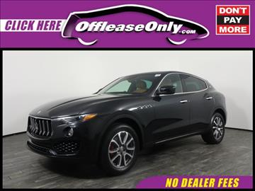 2017 Maserati Levante for sale in West Palm Beach, FL
