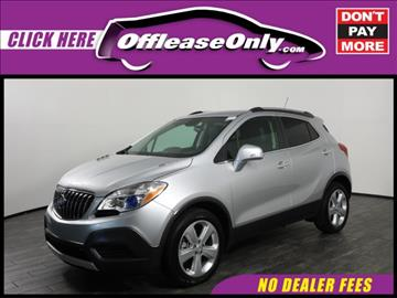 2015 Buick Encore for sale in West Palm Beach, FL