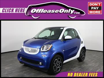2016 Smart fortwo for sale in West Palm Beach, FL