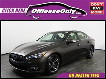 2015 Infiniti Q50 for sale in West Palm Beach, FL