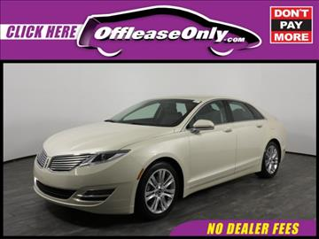 2014 Lincoln MKZ Hybrid for sale in West Palm Beach, FL