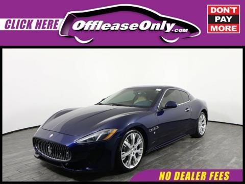 2014 Maserati GranTurismo for sale in West Palm Beach, FL