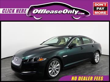 2013 Jaguar XF for sale in West Palm Beach, FL