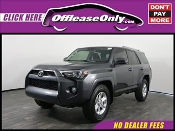 2015 Toyota 4Runner for sale in West Palm Beach, FL