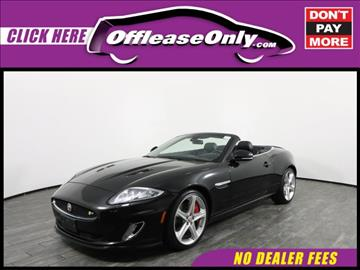 2015 jaguar xk for sale in west palm beach fl
