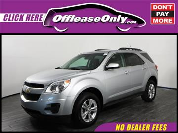 2015 Chevrolet Equinox for sale in West Palm Beach, FL