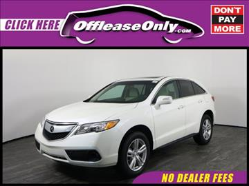 2015 Acura RDX for sale in West Palm Beach, FL