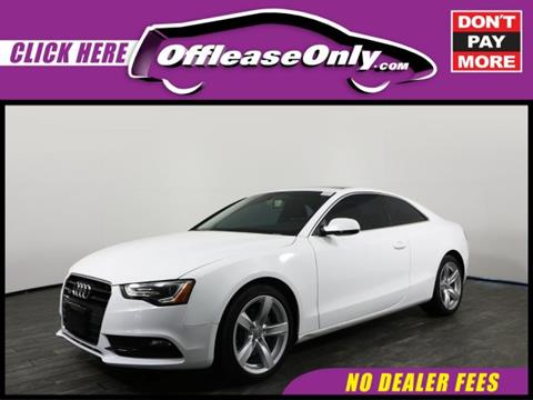 2015 Audi A5 for sale in West Palm Beach, FL