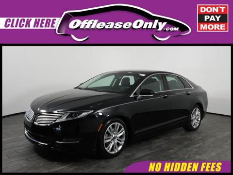 2016 Lincoln MKZ Hybrid for sale in West Palm Beach, FL