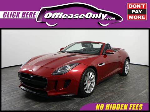 2014 Jaguar F-TYPE for sale in West Palm Beach, FL