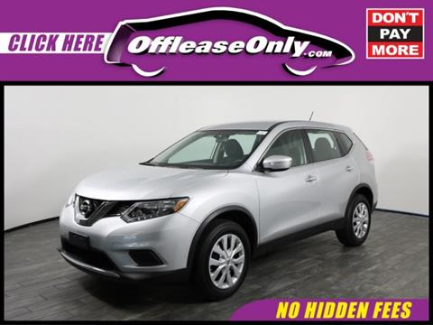2015 Nissan Rogue for sale in West Palm Beach, FL