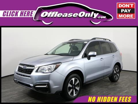 2017 Subaru Forester for sale in West Palm Beach, FL