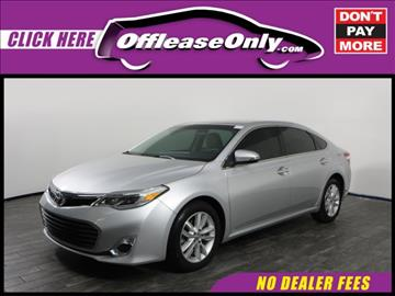 2014 Toyota Avalon for sale in West Palm Beach, FL