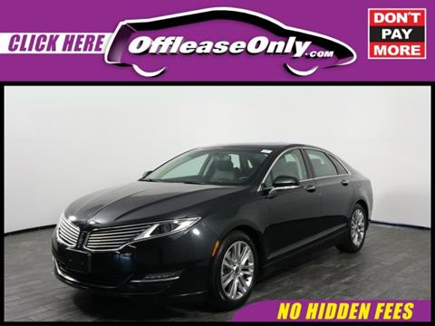 2014 Lincoln MKZ for sale in West Palm Beach, FL