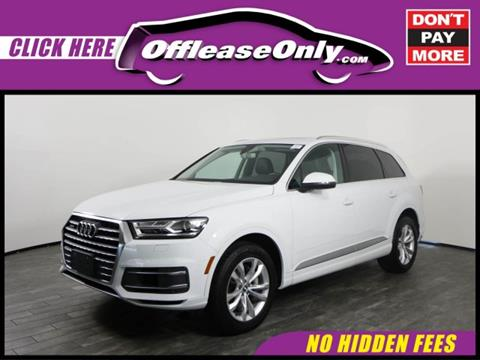 2017 Audi Q7 for sale in West Palm Beach, FL