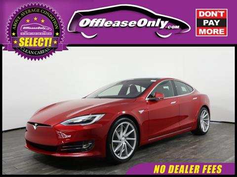 2016 Tesla Model S for sale in West Palm Beach, FL