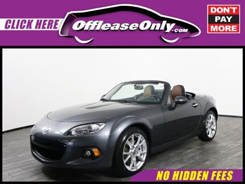 2014 Mazda MX-5 Miata for sale in West Palm Beach, FL