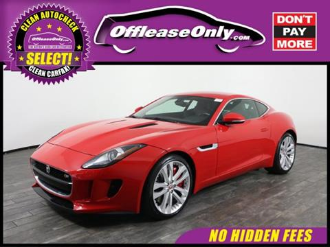 2015 Jaguar F-TYPE for sale in West Palm Beach, FL