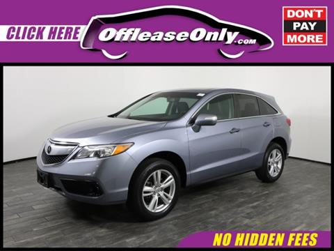 2014 Acura RDX for sale in West Palm Beach, FL