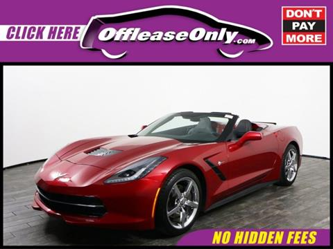 2014 Chevrolet Corvette for sale in West Palm Beach, FL