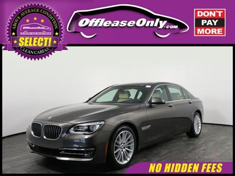 BMW 7 Series For Sale  Carsforsalecom