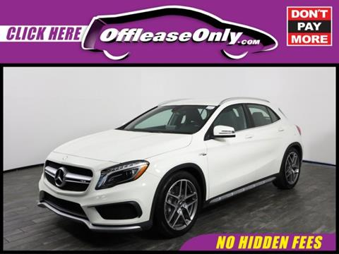 2016 Mercedes-Benz GLA for sale in West Palm Beach, FL