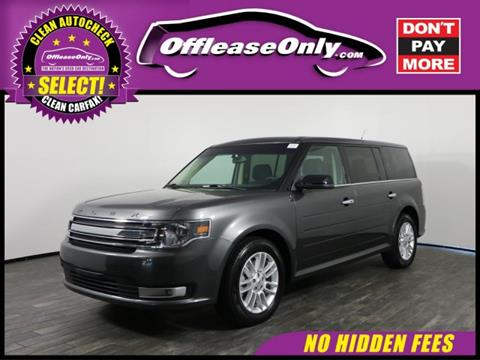 2017 Ford Flex for sale in West Palm Beach, FL
