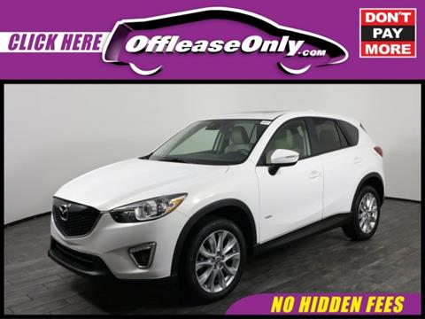 2015 Mazda CX-5 for sale in West Palm Beach, FL