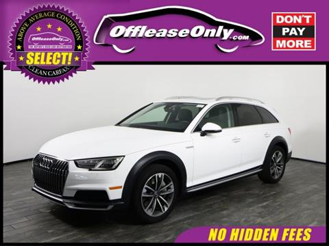 2017 Audi A4 allroad for sale in West Palm Beach, FL