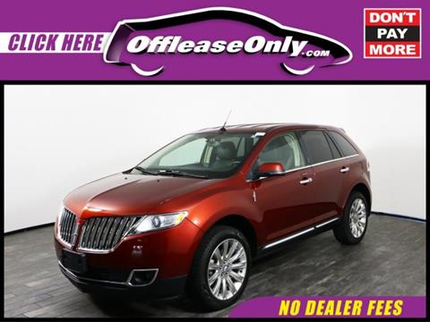 2015 Lincoln MKX for sale in West Palm Beach, FL