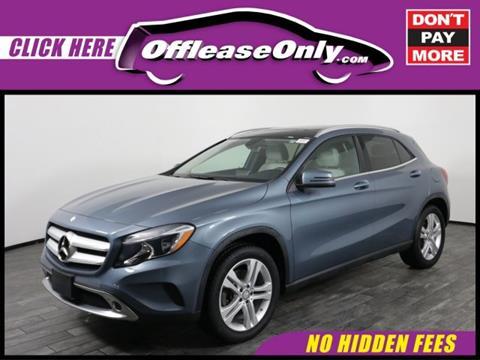 2015 Mercedes-Benz GLA for sale in West Palm Beach, FL