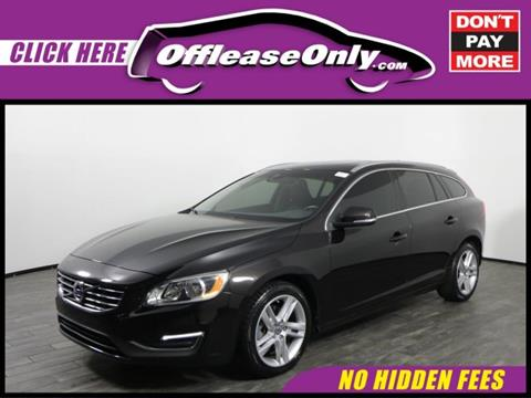2015 Volvo V60 for sale in West Palm Beach, FL