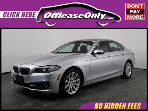 2015 BMW 5 Series for sale in West Palm Beach, FL