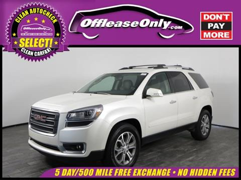 2015 GMC Acadia for sale in West Palm Beach, FL