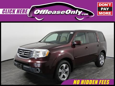 2014 Honda Pilot for sale in West Palm Beach, FL
