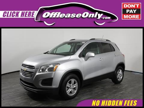 2015 Chevrolet Trax for sale in West Palm Beach, FL