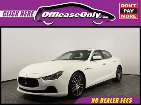 2014 Maserati Ghibli for sale in West Palm Beach, FL