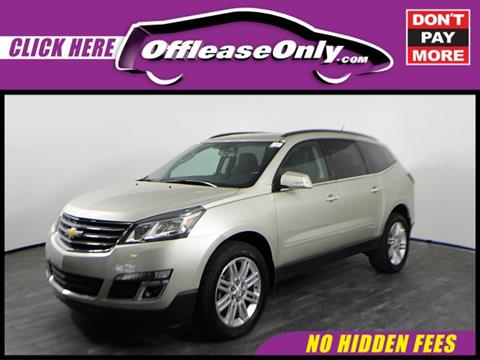2015 Chevrolet Traverse for sale in West Palm Beach, FL