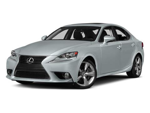 2014 Lexus IS 350 for sale in West Palm Beach, FL