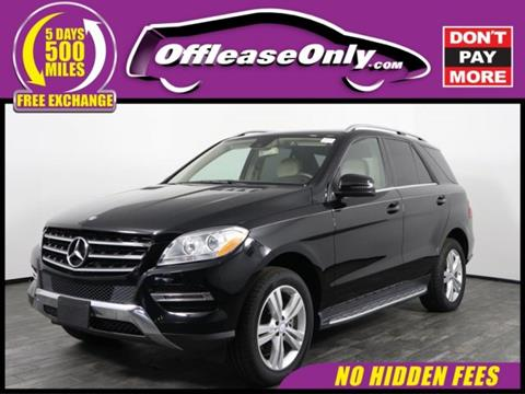 2014 Mercedes-Benz M-Class for sale in West Palm Beach, FL