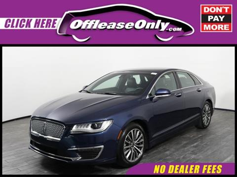 2017 Lincoln MKZ for sale in West Palm Beach, FL