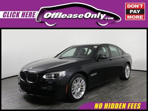 2015 BMW 7 Series for sale in West Palm Beach, FL