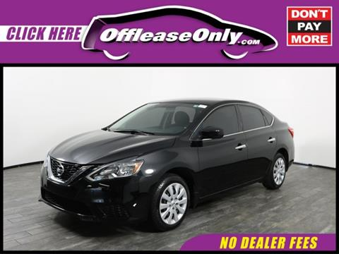 2016 Nissan Sentra for sale in West Palm Beach, FL