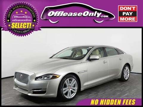 2016 Jaguar XJL for sale in West Palm Beach, FL